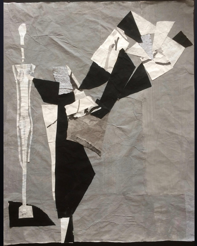Hommage à Giacometti (2021)